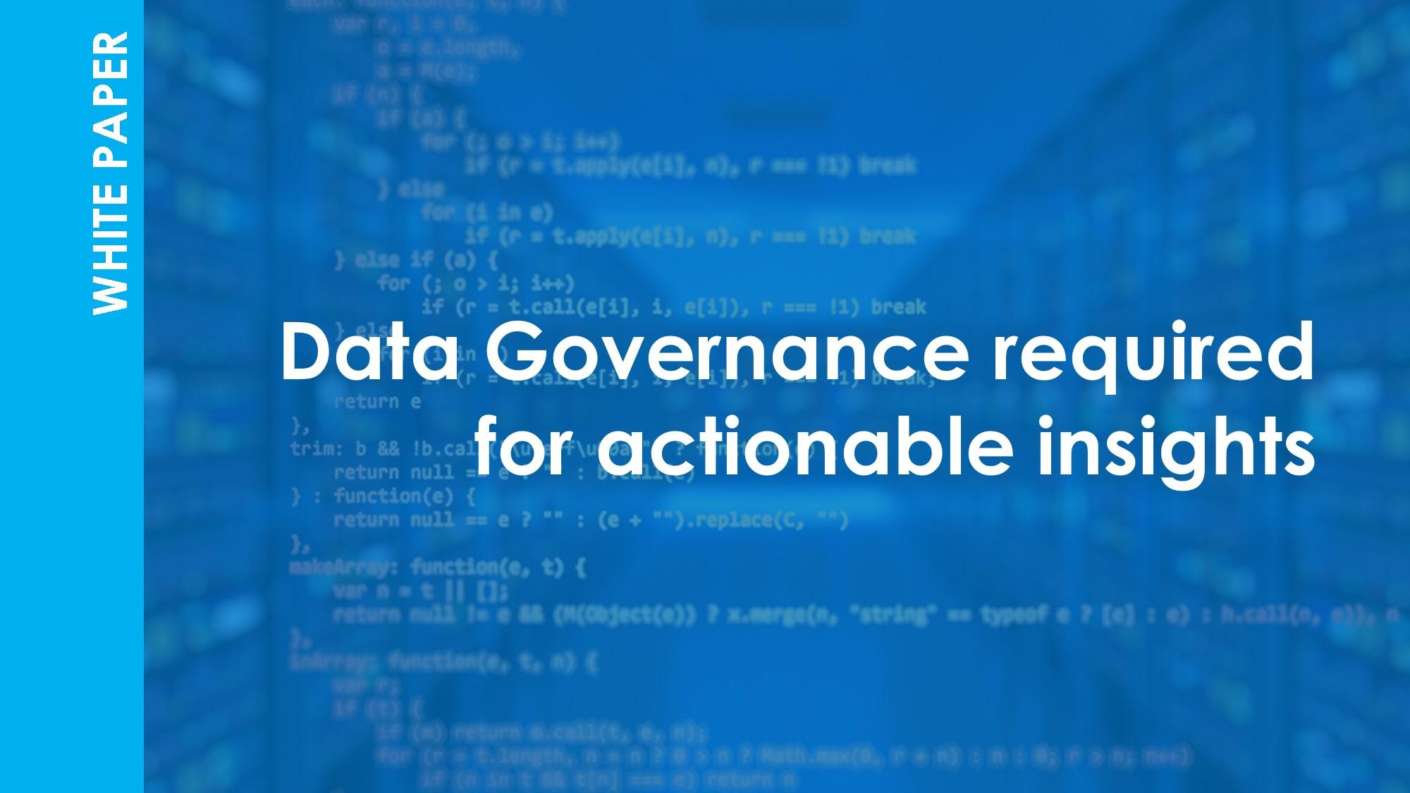 WP Data Governance